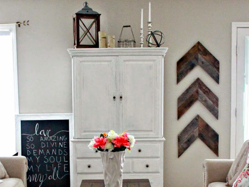 7 DIY Reclaimed Wood Projects
