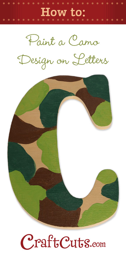 how to paint letters on wood camo letters how to paint custom wood letters 10167