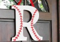 How to Make a Baseball Monogram | CraftCuts.com