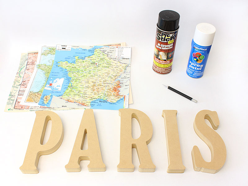 how to make map letters custom wood letters diy