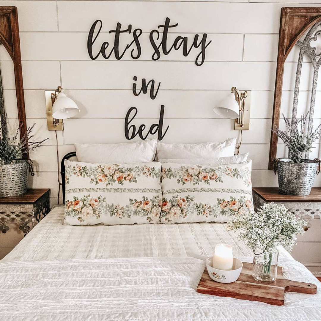 Custom Above The Bed Wall Decor Craftcuts Com