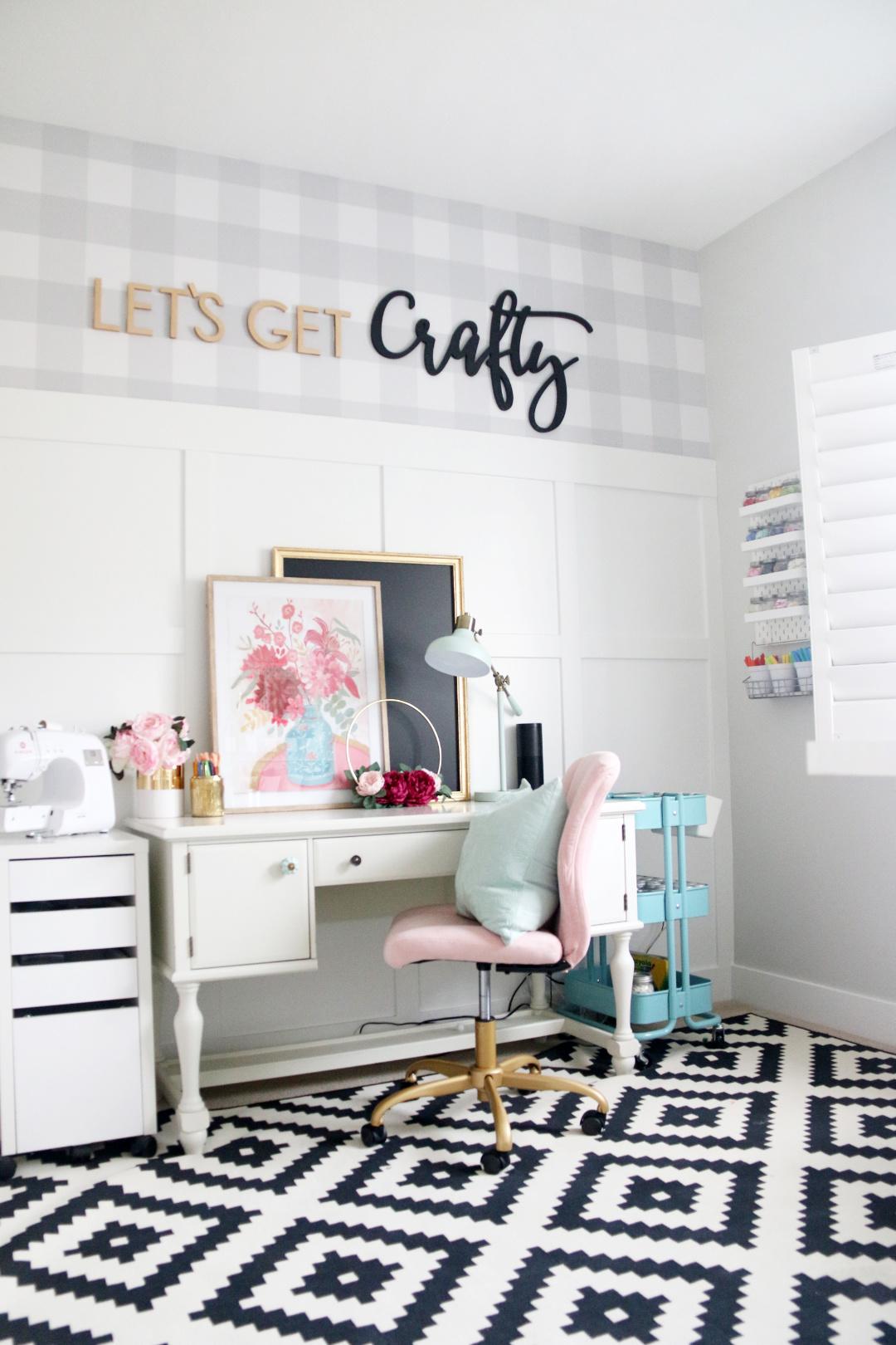 Craft Room Ideas Let S Get Crafty Guest Blog Craftcuts Com