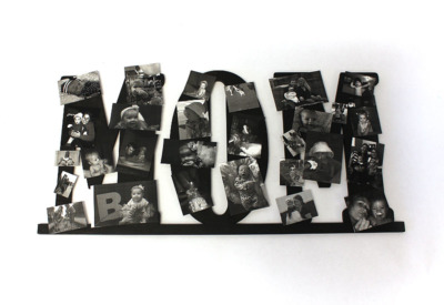 Mother's Day Collage Sign | Photo Placement | CraftCuts.com