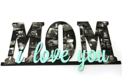 Mother's Day Collage Sign | Almost Done | CraftCuts.com