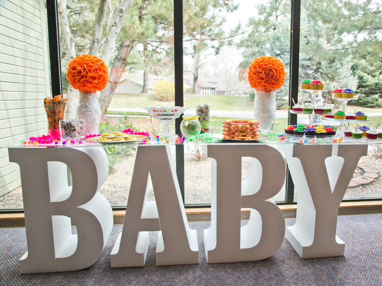 How To Make Foam Table Letters Baby Or Wedding Craftcuts