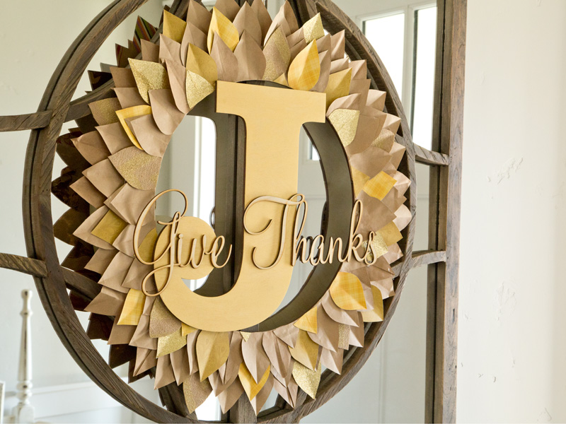 Fall Thanksgiving Ideas To Gather Around Craftcuts