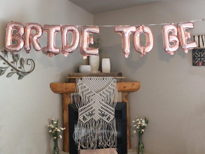 Diy Bridal Shower Decorations And Ideas Craftcuts Com