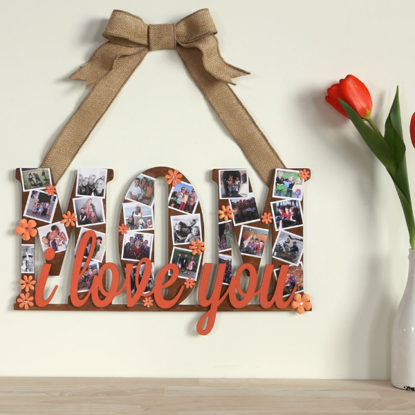 Mother/'s Day Gifts for Mom on Mother/'s Day Rustic Frame Mother/'s Day Personalized  Mother/'s Day Frame Mother/'s Day Gift from Son
