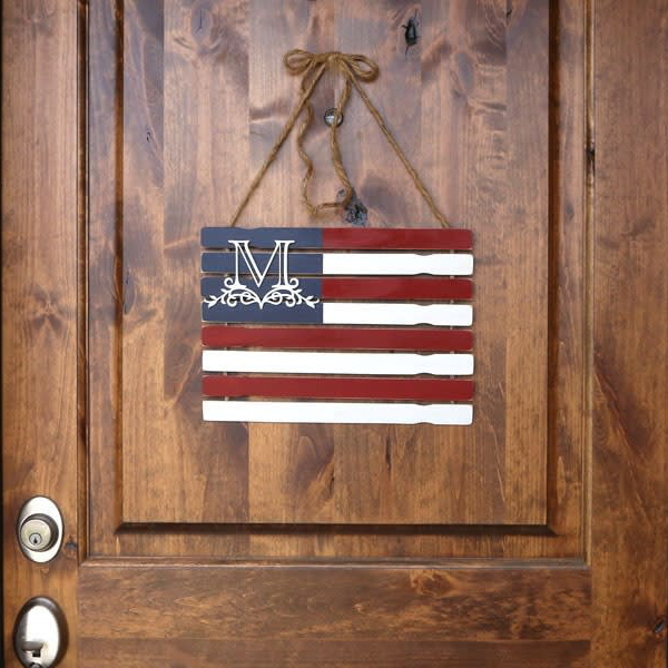 22 Patriotic Summer Decor Ideas and 4th of July Crafts