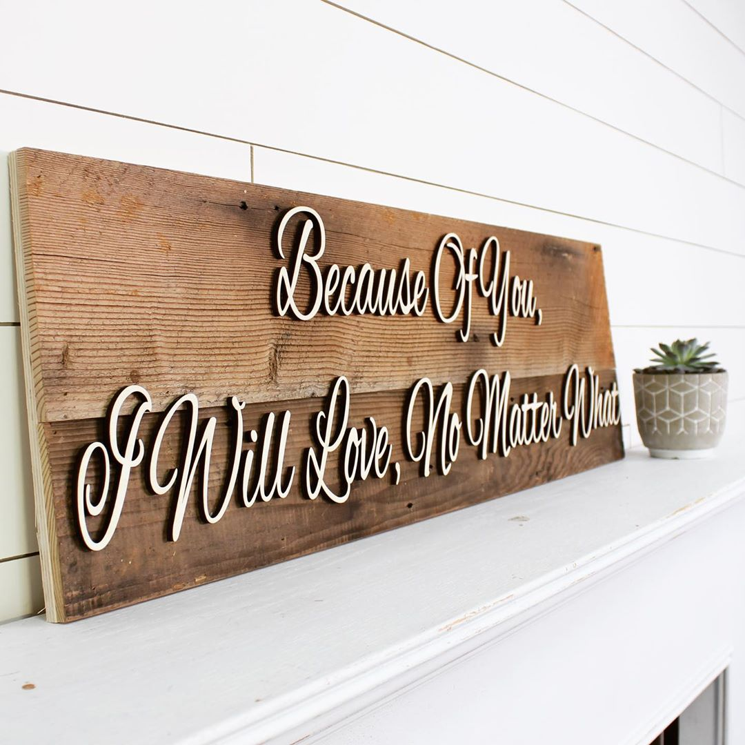 Welcome Personalised Family Wooden Sign plaque Country,Home decor