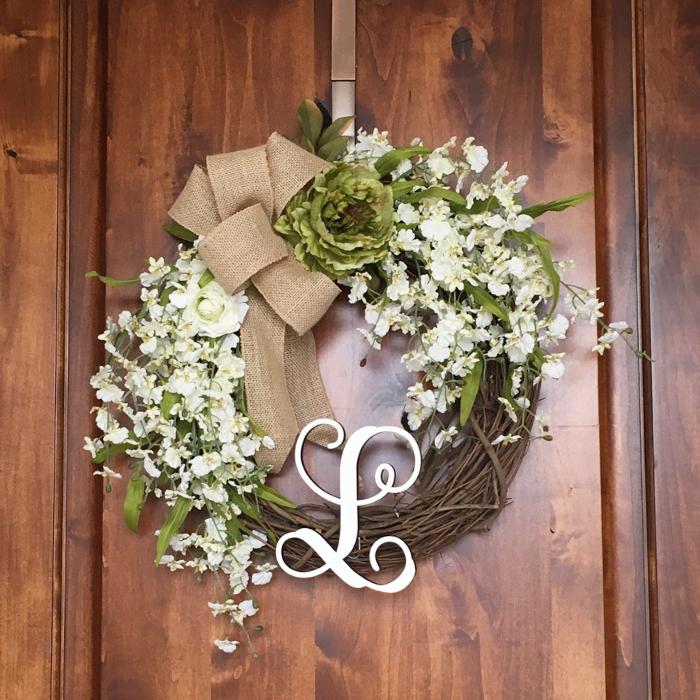 21 Summer Wreath Ideas For Your Front Door Craftcuts Com