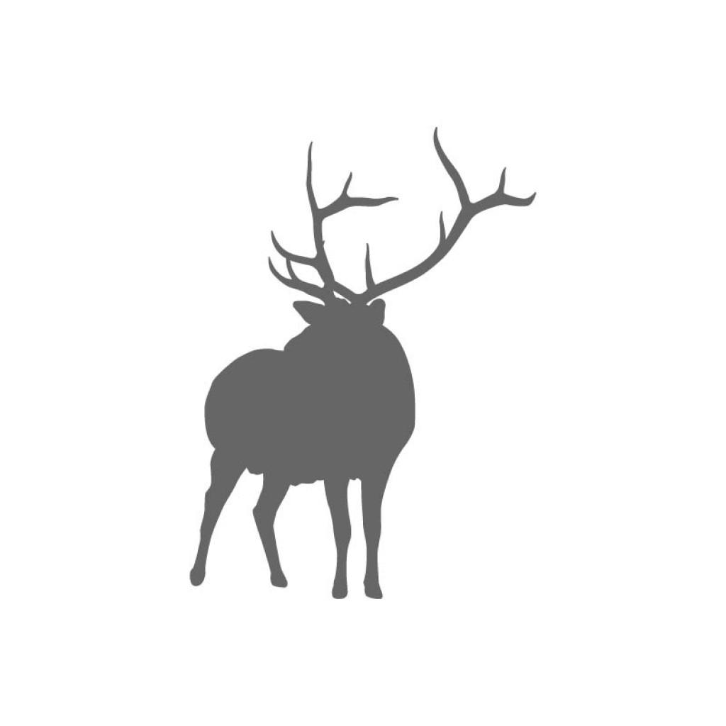 Elk Stencil Craftcutscom