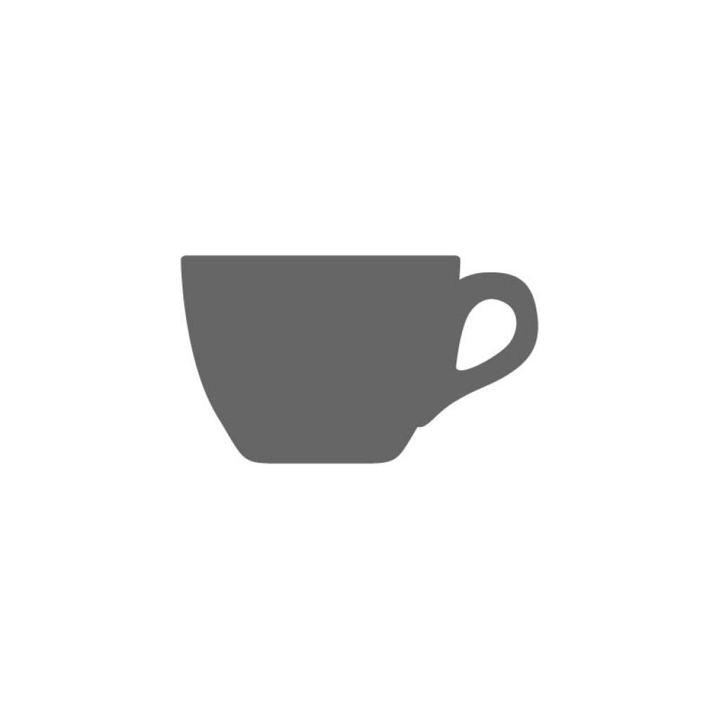 Coffee Cup Stencil | Craftcuts.com