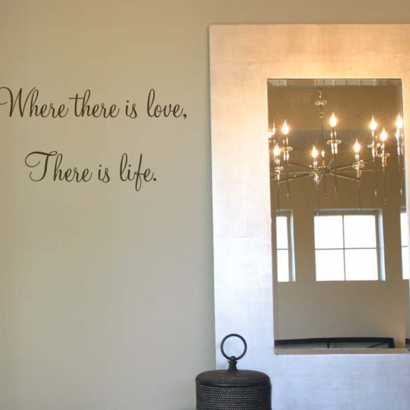 custom vinyl lettering & wall decals | craftcuts