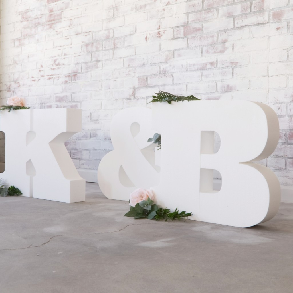 4d848e8cd6f2 Foam Letters - Big Letters in Any Font