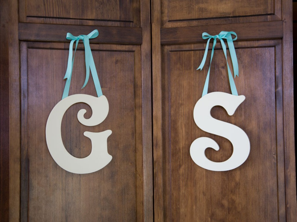 Hanging Wooden Letters - Hanging Wall Letters | Craftcuts.com