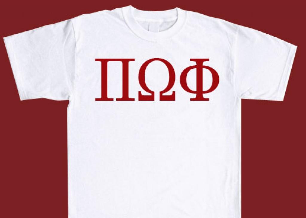 Single Use Greek Stencils