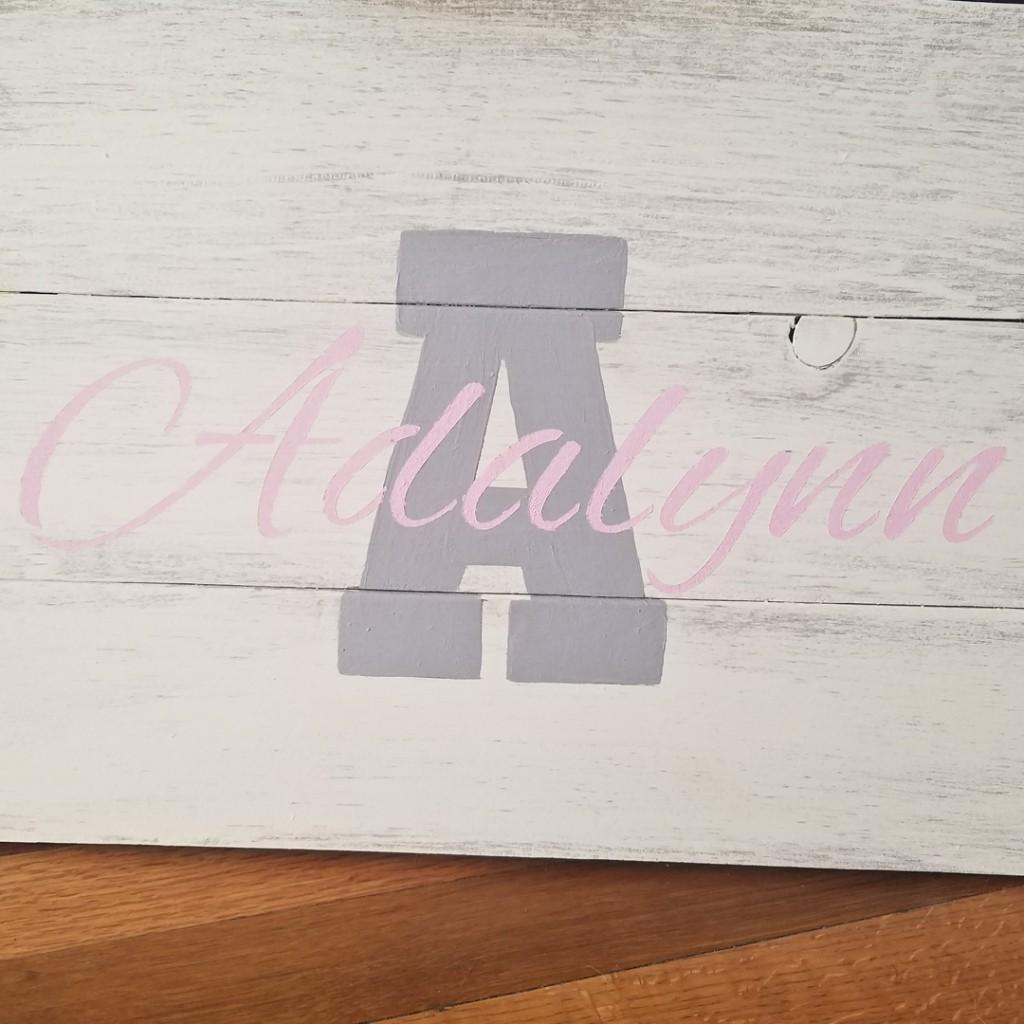 44403f7a2 Custom Name Stencil - Custom Name Stencils for Walls