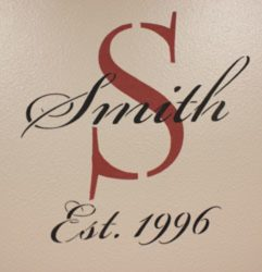 Letter stencils for walls